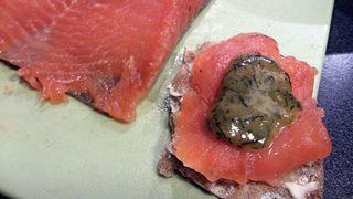 Gravad-fisk